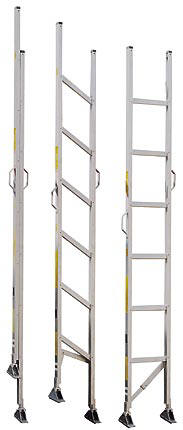 AlcoLite 10' Folding Attic Ladder