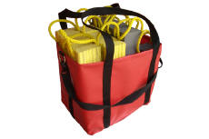 RB890RD Cribbing Bag